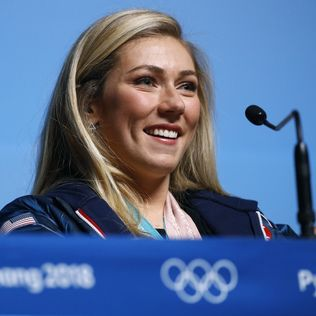 Shiffrin jokes about whether Vonn's Olympic career is over