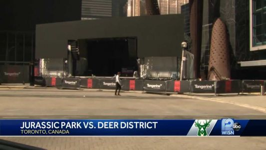 Jurassic Park vs. Deer District: Which is the cooler fan space?