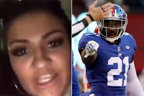 Giants star takes on racist sorority sister - and all her friends
