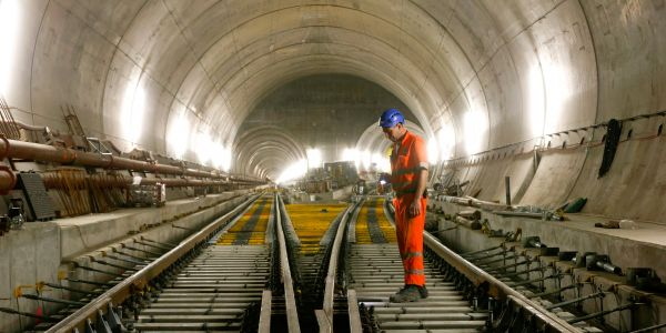 These are the world's 12 longest tunnels