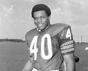 Reaction to the death of Hall of Fame RB Gale Sayers