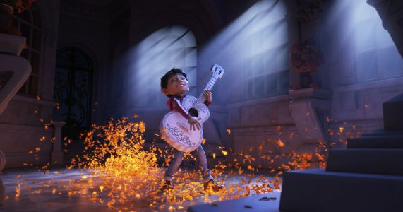 In 'Coco,' Pixar journeys to Mexico and beyond the grave
