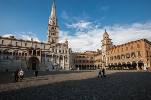 The unexpected Italian capital of fine food and fast cars
