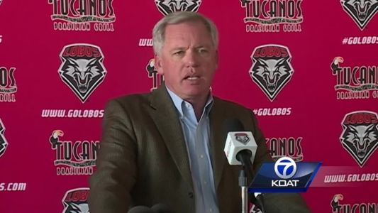 Former UNM athletic director indicted in connection with elaborate golf trip