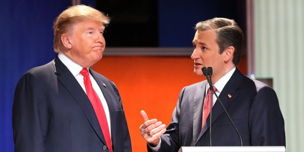 Trump says Cruz is now 'Beautiful Ted,' but doesn't regret implicating his father in JFK assassination