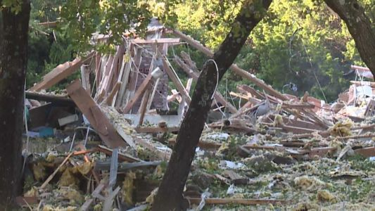Young girl killed, 3 others injured in Oklahoma house explosion