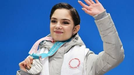 'It's going so much better': Evgenia Medvedeva on kissing puppies, her new food obsession and her return to fitness