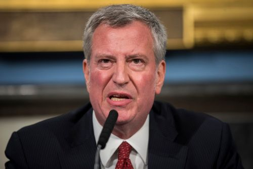 Dwindling donations the latest sign of de Blasio's education failures