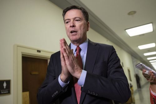Comey: I 'don't care' if Mueller finds wrongdoing by Trump