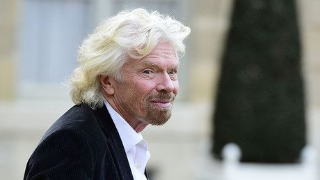 Billionaire Branson branded 'a grasping capitalist' for suing cash-strapped NHS