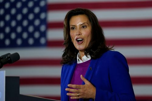 'It needs to stop': Whitmer condemns rhetoric at Trump rally with chants of 'lock her up'