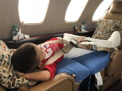 Good Samaritan Flies Family Home From Costa Rica After Boy's Broken Leg