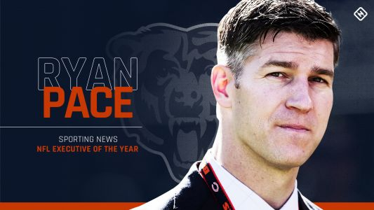 Bears GM Ryan Pace voted Sporting News Executive of the Year for 2018