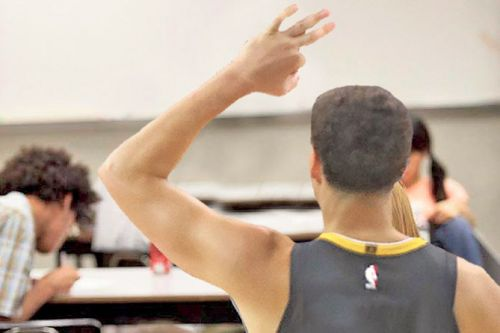 Move over Wonderlic: Inside look at new exam the NBA's using