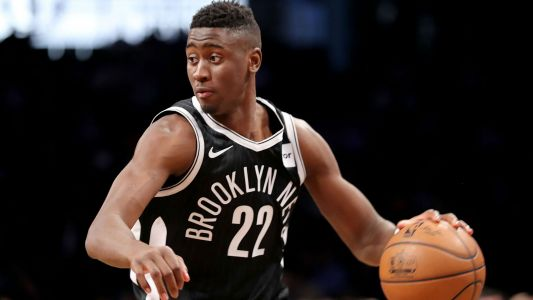 Nets forward Caris LeVert suffers gruesome leg injury against Timberwolves