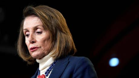 'Reschedule your excursion': Trump cancels Pelosi's foreign trips over shutdown