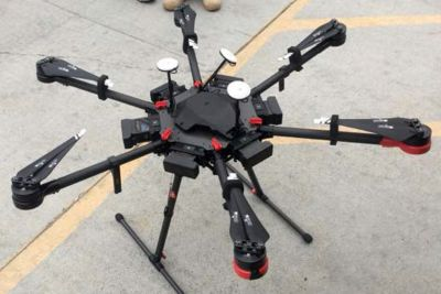 Man charged for using drone to smuggle 13 pounds of drugs from Mexico
