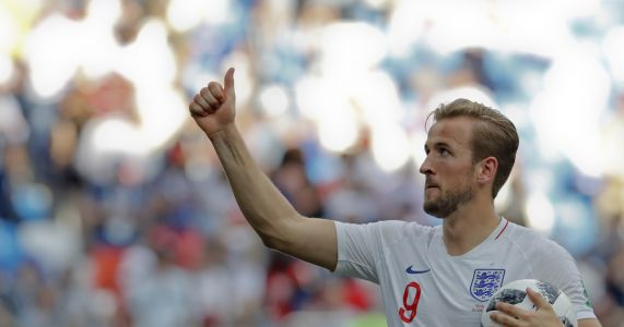 DJ Calvin Harris stoked by Harry Kane nod to 'One Kiss'