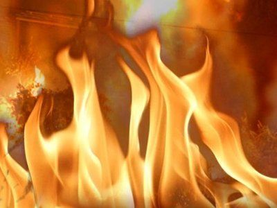 Mobile home destroyed by fire in Armstrong County