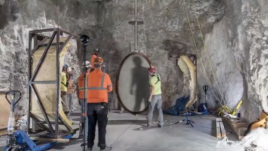 Jeff Bezos just shared a new video of a giant $42 million mechanical clock designed to outlast the United States