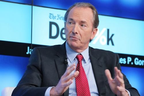 Analyst says James Gorman is Wall Street's new banking king