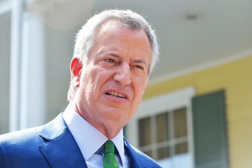 Feds demand answers about de Blasio's campaign fundraising
