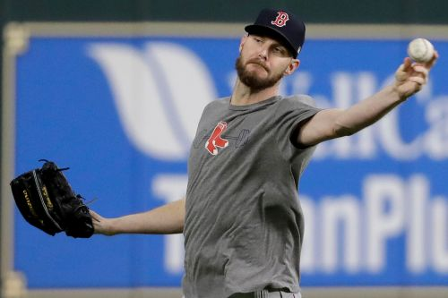 How Red Sox plan to get around Chris Sale missing Game 5 start