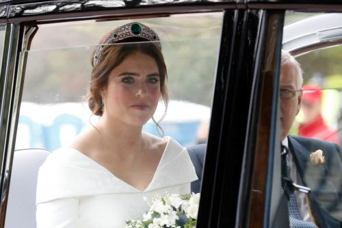 Princess Eugenie weds tequila exec in star-studded royal wedding at Windsor Castle