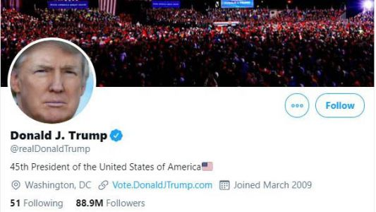 Twitter Will Give ' POTUS' Account To Biden On Jan. 20, Even If Trump Doesn't Concede