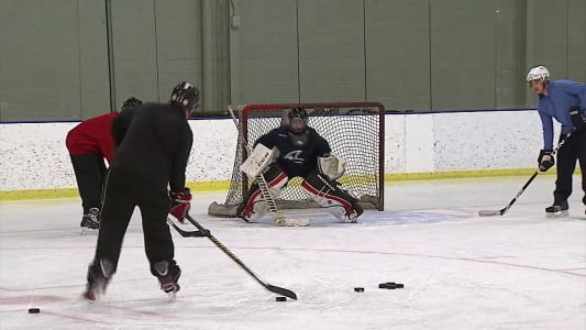 Hockey community frustrated over NH's COVID-19 testing mandate