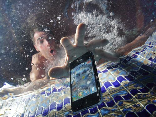 Apple was fined $12 million for misleading claims about how waterproof its iPhones are