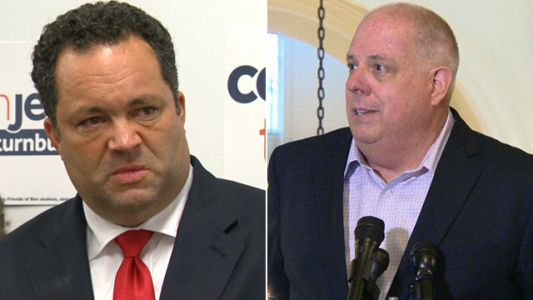 Poll: Marylanders weigh in on Governor Hogan, opponent's ideas
