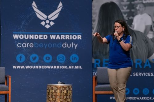 Wounded warriors share message of resilience in Florida