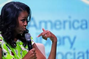 Michelle Obama says her memoir is a 're-humanization' effort