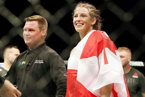 Why Felicia Spencer didn't have jitters heading into UFC debut win over Megan Anderson