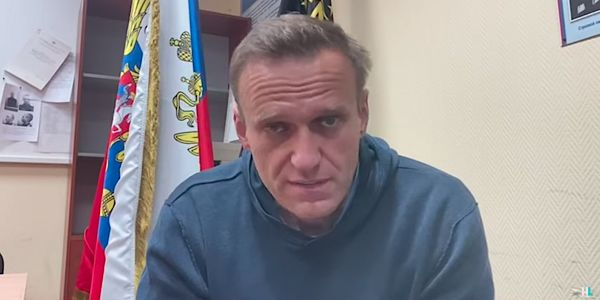 Biden administration calls on Russia to free jailed opposition leader Navalny as well as pro-democracy protesters
