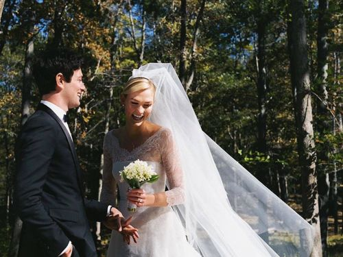 Karlie Kloss just married Jared Kushner's brother Joshua - here's what their wedding was like