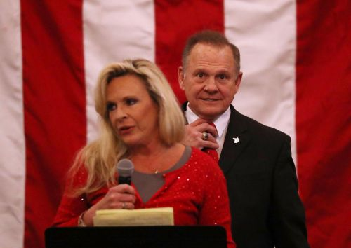 Roy Moore's Friend Tells Bizarre Brothel Story to Defend Candidate Ahead of Election