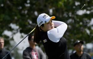Park fires 68 for 1-shot lead as LPGA Tour returns to LA