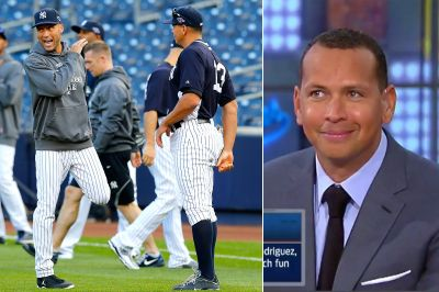 A-Rod's great reaction to theory he was motivated by Jeter