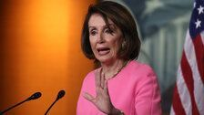 Nancy Pelosi Keeps Saying Trump's Acts Are 'Impeachable,' But Doesn't Want To Impeach