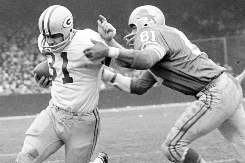 Packers legendary RB Jim Taylor dead at age 83