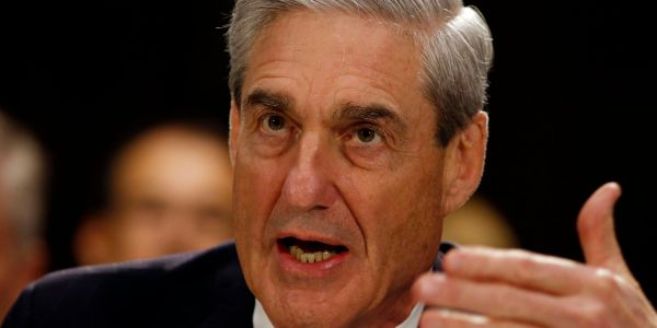 Mueller charges 13 Russian nationals and 3 Russian entities with interfering in the 2016 election