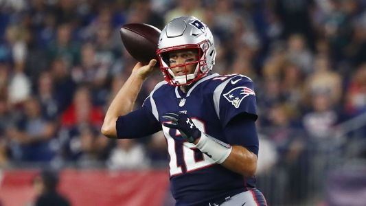Tom Brady sharp vs. Eagles in Super Bowl 52 rematch