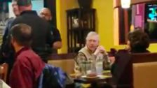 Angry Diners Confront Mitch McConnell In Louisville Restaurant