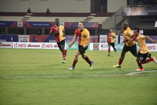 East Bengal's Mahmoud Al Amna - 'Kolkata is the mother of Indian football'