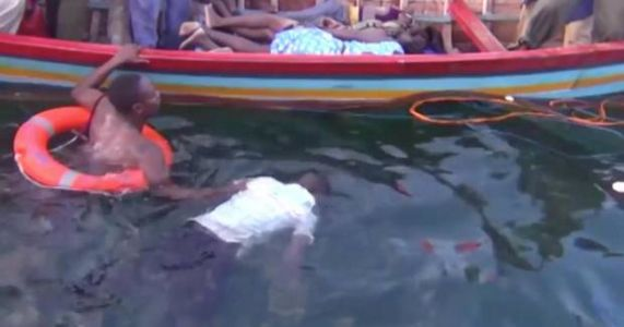 Tanzania ferry sinks in Lake Victoria, leaving scores dead