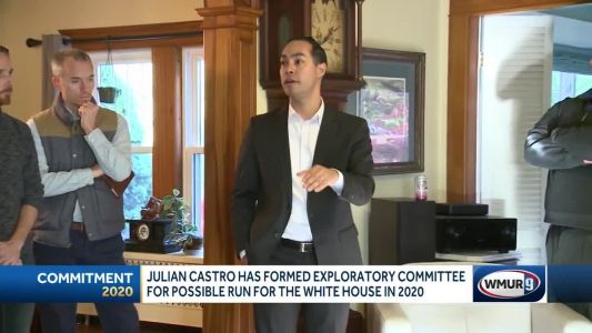 Julian Castro forms exploratory committee for potential 2020 presidential run