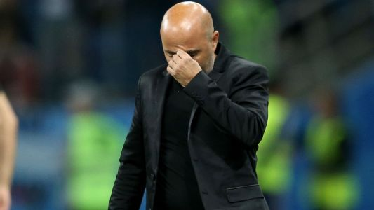 Defiant Sampaoli hits back at 'criminal' critics as Argentina's World Cup fate hangs in the balance