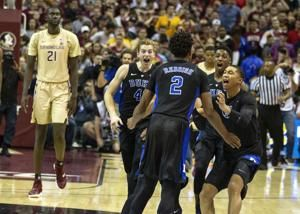 Duke stays at No. 1 in AP Top 25; Kentucky, Marquette rise
